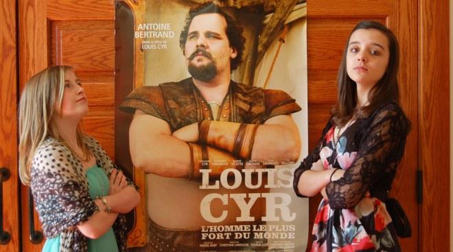 Louis Cyr at Francophone Film Festival Meaford